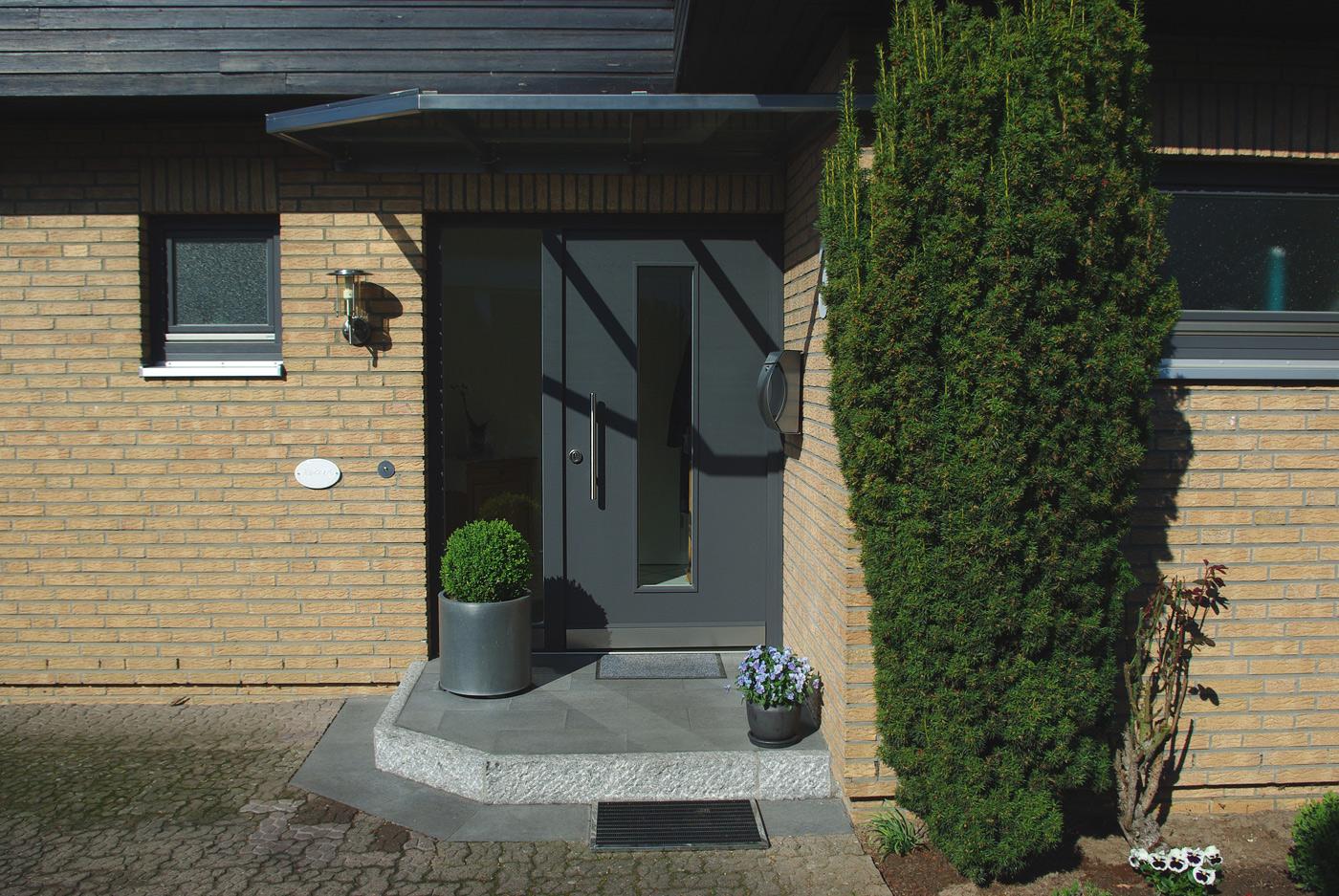 Außentüren vom Tischlermeister Fennert Design